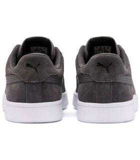 Puma Smash v2 Gris Chaussures Puma Casual Homme Lifestyle Tailles: 39, 40, 41, 42, 42,5, 43, 44, 44,5, 45, 46, 47; Couleur: