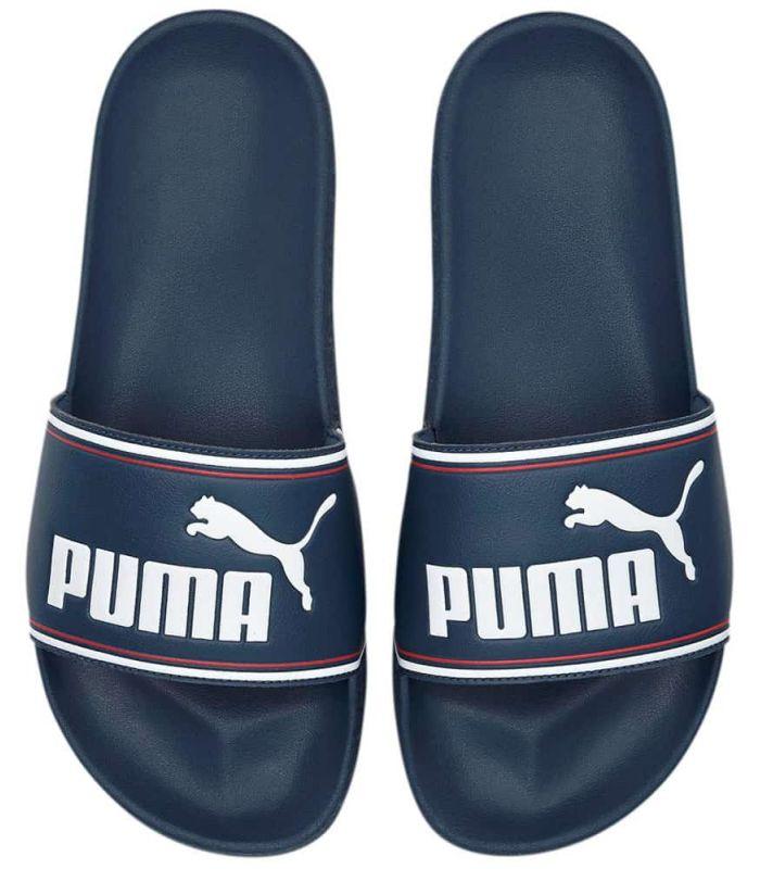 Puma Chanclas Leadcat FTR Azul Puma Tienda Sandalias / Chancletas Hombre Sandalias / Chancletas Tallas: 40,5, 42, 38