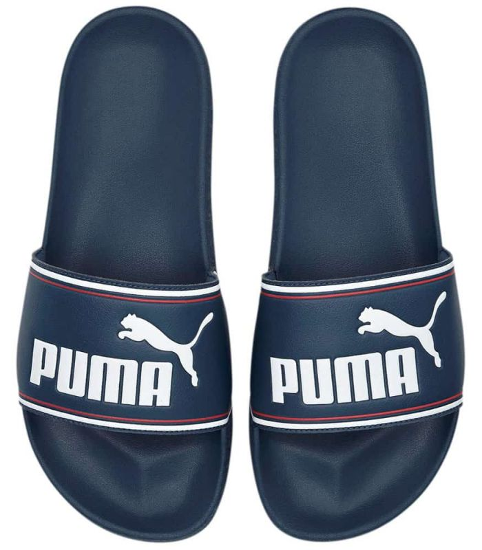 Puma flip Flops Leadcat FTR Bleu Magasin Puma Sandales / tongs Homme Sandales / tongs Dimensions: 40,5, 42, 38;