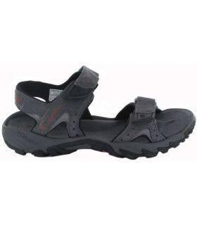 Columbia Santiam Gris Magasin Columbia Sandales / Tongs Homme Sandales / Tongs Tailles: 42, 43, 44, 45, 46;