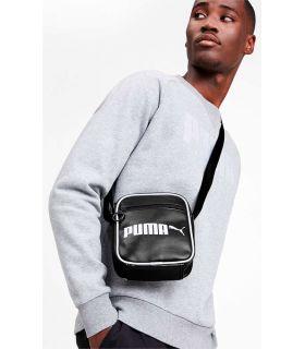 Puma Bag Campus is Portable Puma Retro small Bags bags Bags Backpacks Color: black