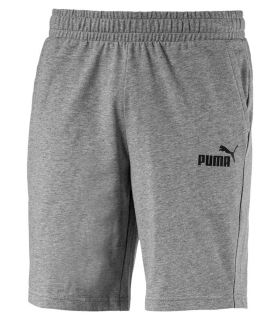 Puma ESS Jersey Shorts Puma Pants technical running Sole Running Size: m, l; Color: grey