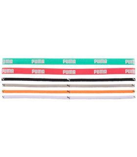 Puma AT Sportbands Accesorios Running Running Color: rojo