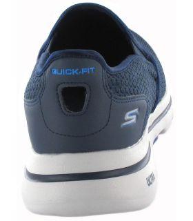 Skechers Go walk 5 Apprize Marino Skechers Calzado Casual Hombre Lifestyle Tallas: 42, 43, 44, 45, 46; Color: azul