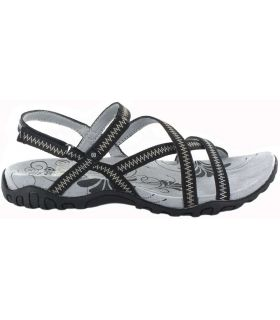 Izas Tena Black - Shop Sandals / Flip Flops Women