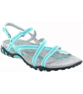 Izas Tena Wsabi Izas Boutique Sandales / tongs Femmes Sandales / Chaussons Tailles: 36, 41; Couleur: bleu clair
