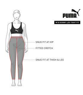 Puma Mallas Nu-tility Leggings Puma Mallas running Textil Running Tallas: s, m, l; Color: negro