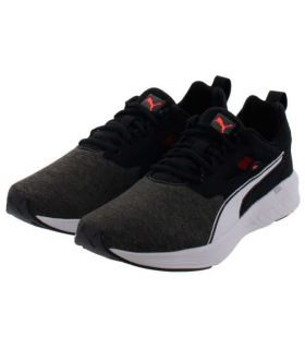 Puma NRGY Rupture Black Puma Running Shoes Man running Shoes Running Sizes: 36, 37, 37,5, 38, 38,5, 39, 40, 41;