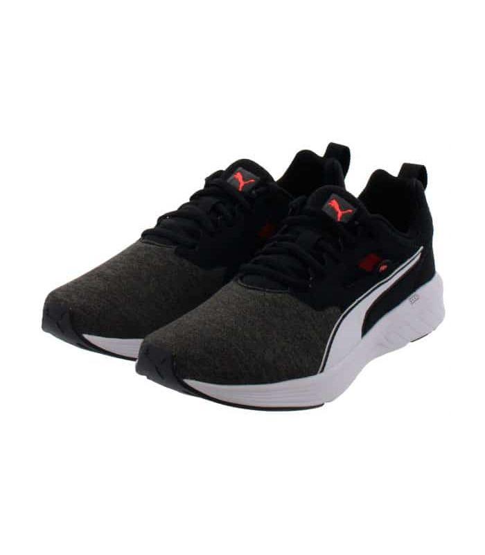 Puma NRGY Rupture Black Puma Running Shoes Man running Shoes Running Sizes: 36, 37, 37,5, 38, 38,5, 39, 40, 41;