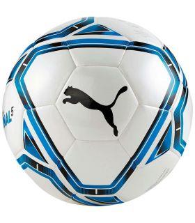 Puma Ballon de l'Équipe de FIN de 21,5 Bleu Puma Football football football Couleur: blanc