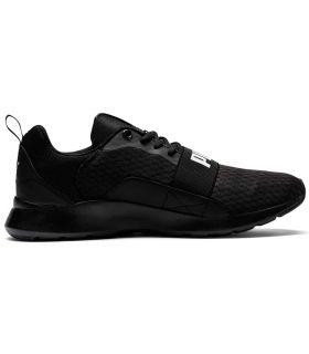 Calzado Casual Hombre - Puma Wired Negro negro Lifestyle