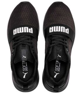 Puma Wired Black - Casual Footwear Man