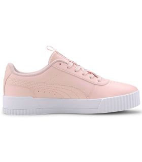 Puma Carina Gras Rose Puma Chaussures de Femmes de mode de Vie Décontracté Tailles: 36, 37, 38, 38,5, 39, 40; Couleur: rose