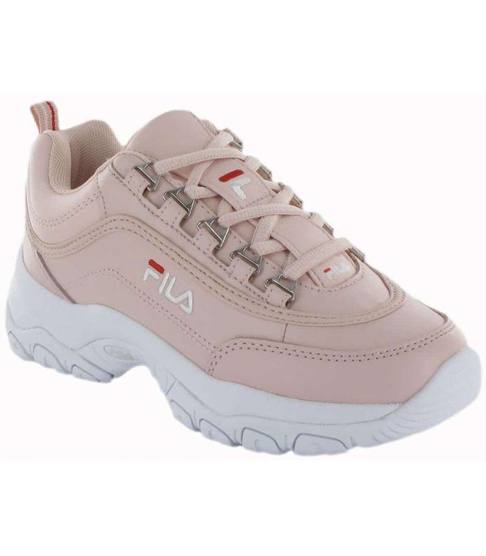 Row Strada Low W Pink - Casual Footwear Woman
