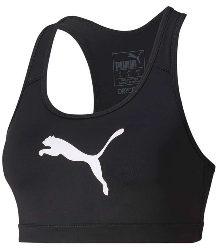 Puma soutien-gorge de sport 4Keeps Milieu d'Impact Noir