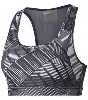 Puma Bra training 4Keeps Graphic Puma Mesh running Textile Running Sizes: xs, s, m, l; Color: grey