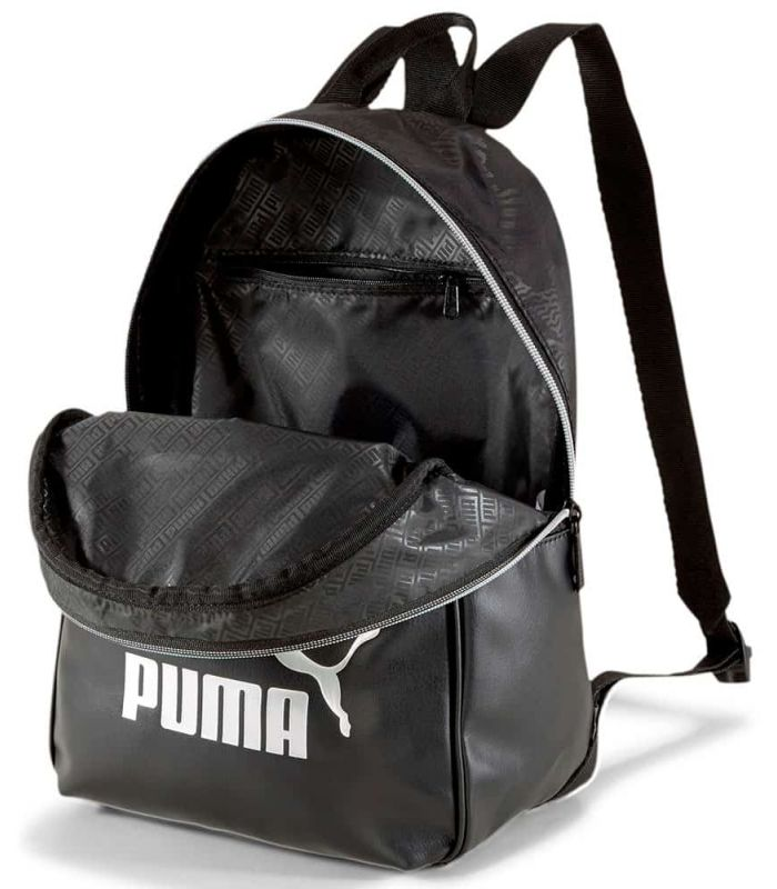 Puma Backpack WMN Core Up Black - Backpacks-Bags