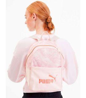 Puma Mochila WMN Core Up Rosa Puma Mochilas - Bolsas Running Color: rosa