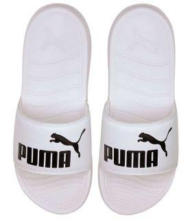 Puma Flip Flops Popcat 20 Blanc