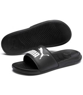 Puma Flip Flops Popcat 20 Black - Shop Sandals / Flip-Flops Man