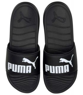 Puma Flip Flops Popcat 20 Noir Magasin Puma Sandales / Tongs Homme Sandales / Tongs