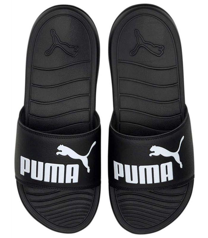 Puma Flip Flops Popcat 20 Black - Shop Sandals/Man Chancets Man