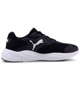 Puma des années 90 Runner Noir