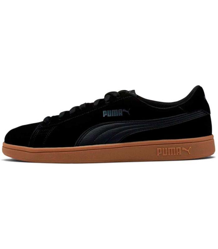 Puma Smash v2 Black 15 - Casual Footwear Man