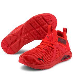 Calzado Casual Junior - Puma Enzo 2 Weave Jr rojo Lifestyle