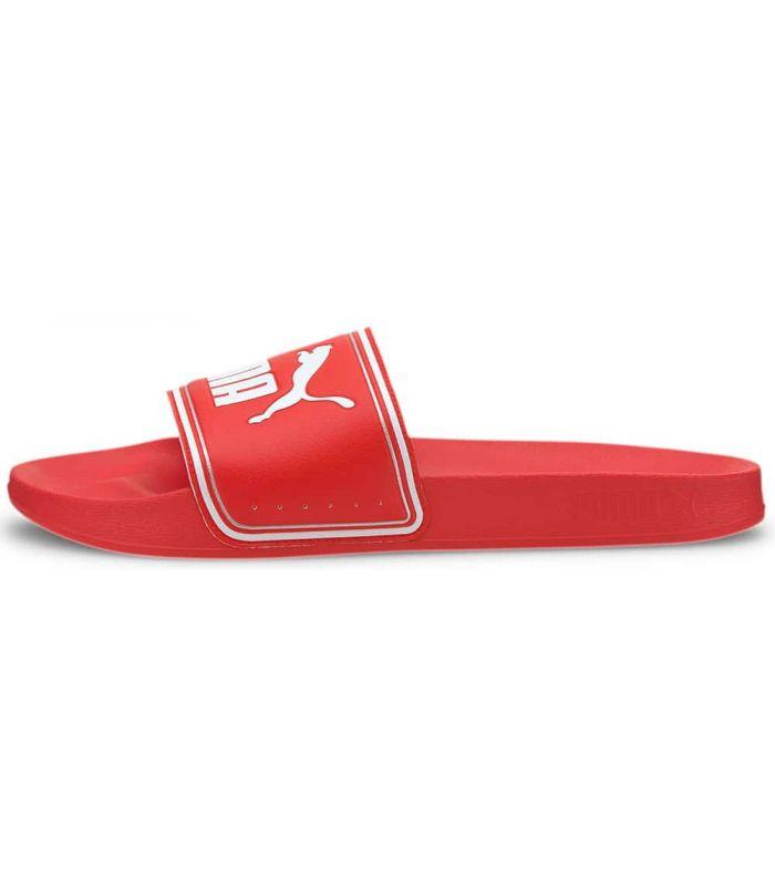 Puma flip Flops Leadcat FTR Rouge