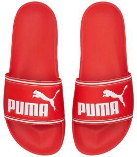 Puma flip Flops Leadcat FTR Rouge Magasin Puma Sandales / tongs Femmes Sandales Pantoufles Taille: 37, 38, 39