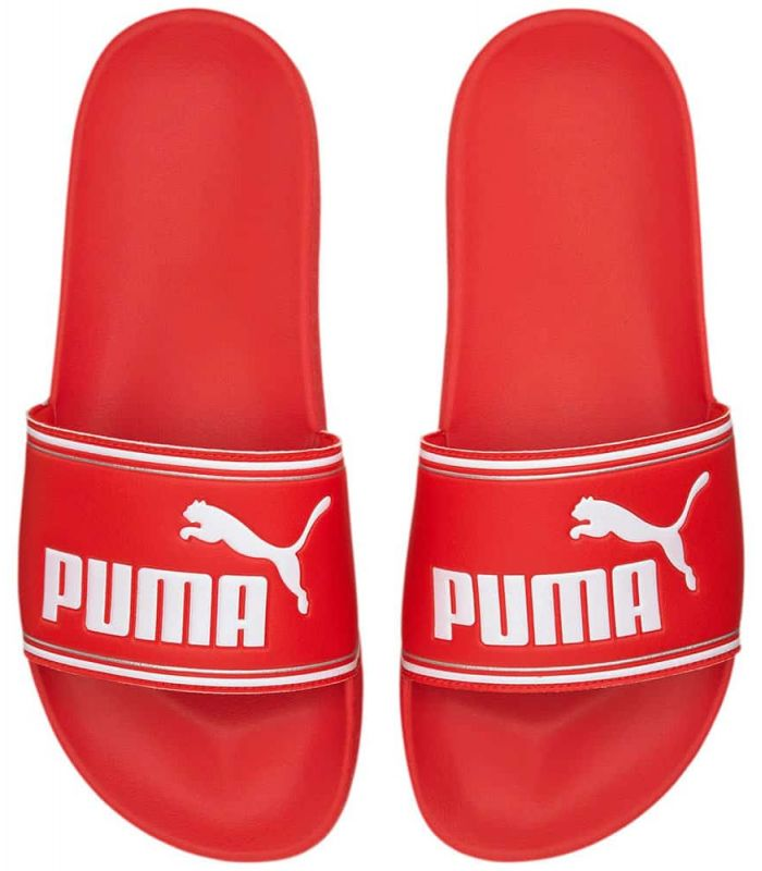 Puma Chanclas Leadcat FTR Rojo Puma Tienda Sandalias / Chancletas Mujer Sandalias / Chancletas Tallas: 37, 38, 39