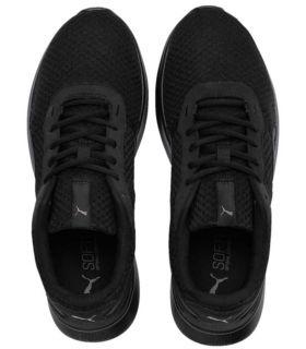 Puma ST Activate Puma Calzado Casual Hombre Lifestyle Tallas: 40, 41, 43, 45, 46; Color: negro