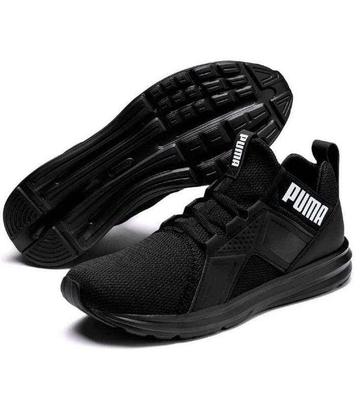 Puma Enzo Sport Black Puma Shoes Casual Man Lifestyle
