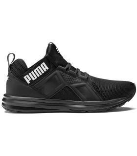 Puma Enzo Sport Negro Puma Calzado Casual Hombre Lifestyle Tallas: 40, 40,5, 45, 46; Color: negro