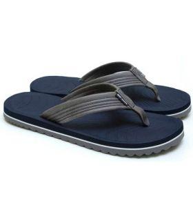 Tienda Sandalias / Chancletas Hombre - Rip Curl Dbah Azul azul marino Sandalias / Chancletas