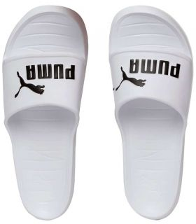 Puma flip Flops Divecat v2 White