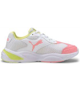 Puma 90s Runner Mesh Jr - Junior Casual Footwear