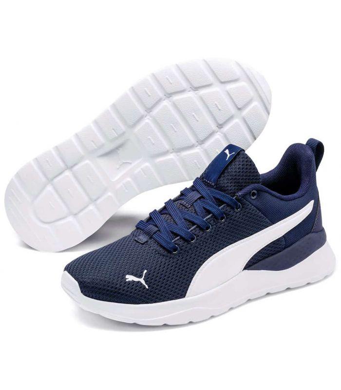 Puma Anzarun Lite Youth Azul - Calzado Casual Junior
