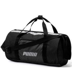 Backpacks-Bags-Puma Bag Core Barrel Bag S Black Running