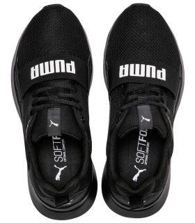 Puma Wired Jr Negro