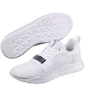 Puma Filaire Blanc Chaussures Puma Casual Homme Lifestyle Tailles: 40, 41, 42, 43, 44, 45, 46, 47; Couleur: blanc