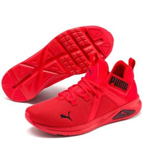 Puma Enzo 2 Rouge Chaussures Puma Casual Homme Lifestyle Tailles: 41, 42, 44; Couleur: rouge