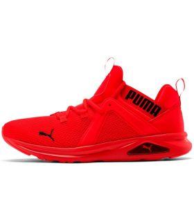 Puma Enzo 2 Rojo Puma Calzado Casual Hombre Lifestyle Tallas: 41, 42, 44, 43, 45; Color: rojo