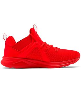 Puma Enzo 2 Red Puma Shoes Casual Man Lifestyle Sizes: 41, 42, 44; Color: red