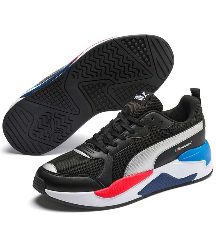 Puma BMW M Motorsport X-Ray Puma Shoes Casual Man Lifestyle Sizes: 41, 42, 42,5, 43, 44, 44,5, 45, 46, 47; Color: