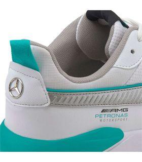 Puma Mercedes X-Ray Blanco Puma Calzado Casual Hombre Lifestyle Tallas: 41, 42, 42,5, 43, 44, 44,5; Color: blanco