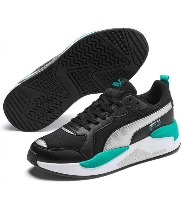 Puma Mercedes X-Ray Black - Casual Footwear Man