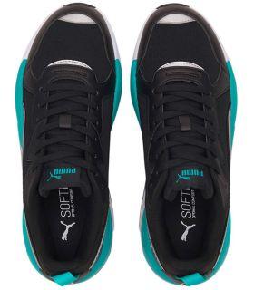 Puma Mercedes X-Ray Noir Chaussures Puma Casual Homme Lifestyle