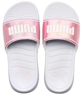 Puma Popcat 20 Iri Wns Pink Puma Store Sandals / flip flops Women Sandals / flip flops Size: 42; Color: pink